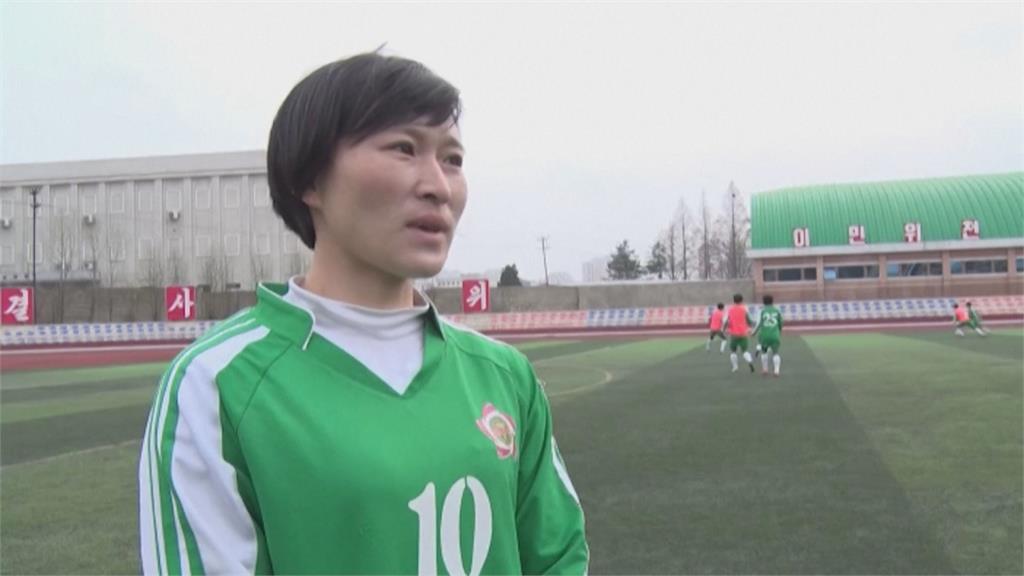 將榮耀獻給金日成 北朝鮮選手備戰運動會