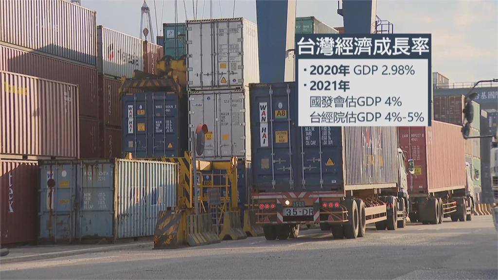 台灣今年GDP「坐4望5」基本面支撐 台股多頭方向不變
