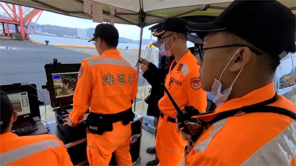 快新聞/永裕興18號今拖帶進蘇澳港 10船員仍下落不明