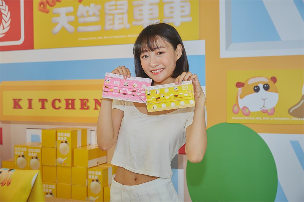 桂冠X天竺鼠車車聯名體驗店4/12開幕 限量周邊、造型湯圓DIY