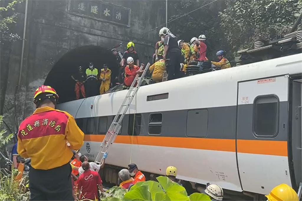 快新聞/太魯閣出軌事故54死 趙少康:林佳龍必須立刻下台