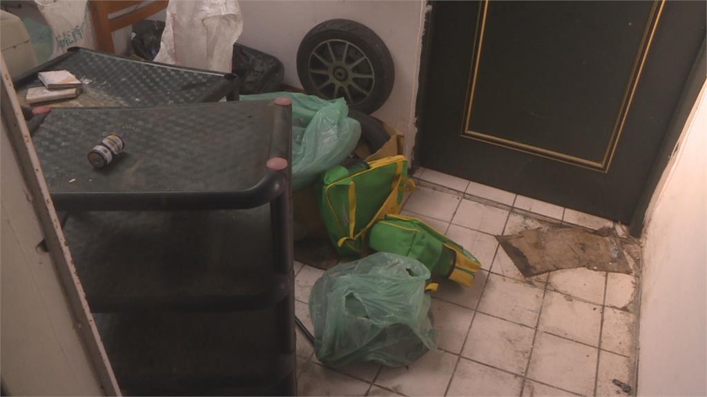 五寶爸「搬走留下滿地垃圾」 前房東痛批離譜 7月大兒疑洗澡燙傷30% 2度燙傷進加護病房