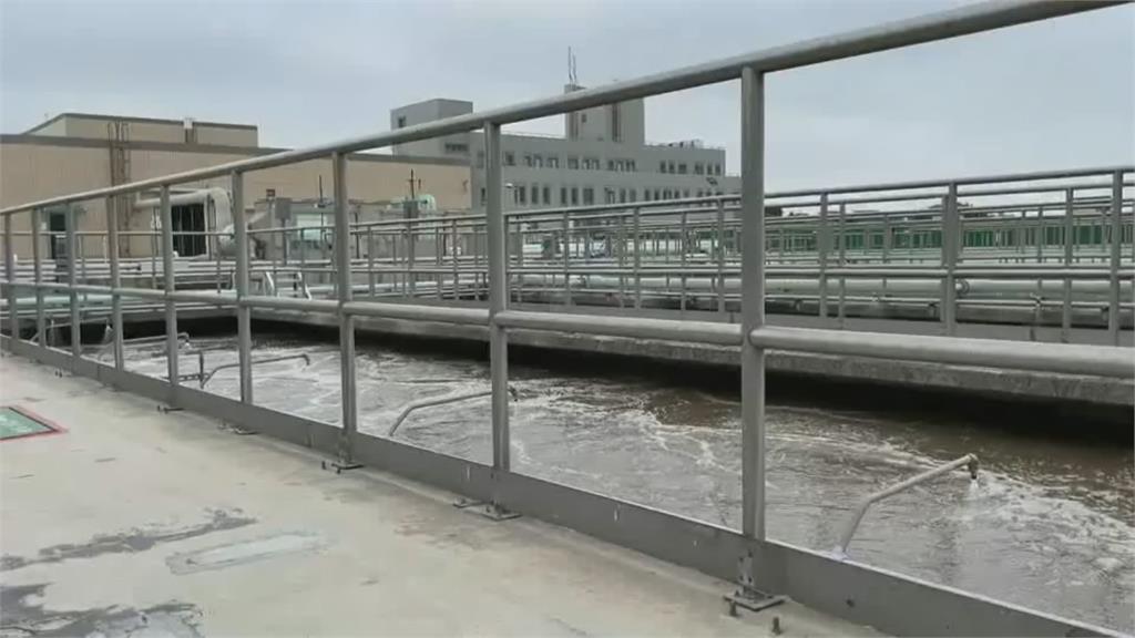 竹北水資源回收中心二期工程 預計明年完工!  廢水變藍金!盼用「再生水」搶救科技產業