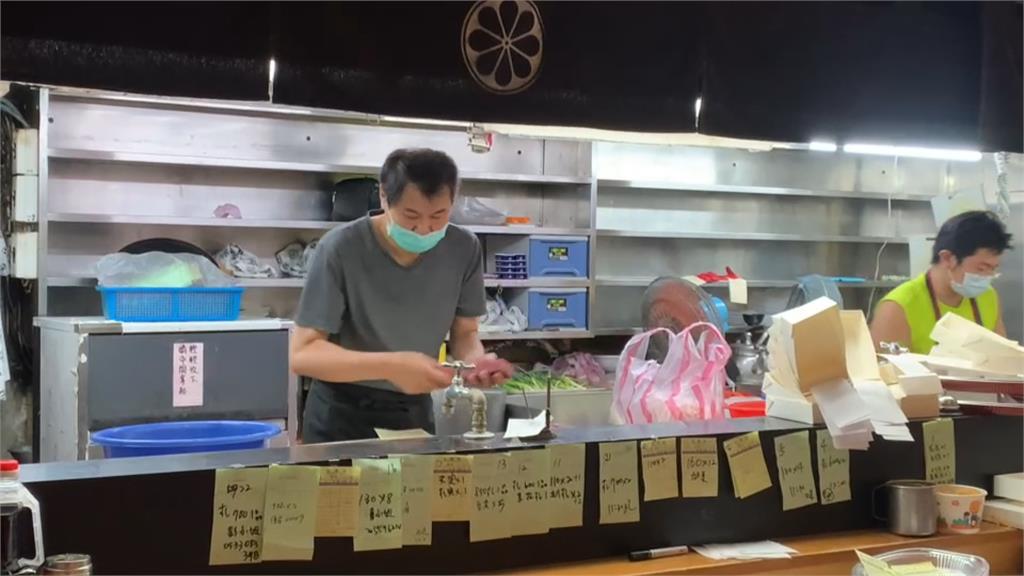疫情影響!板橋「油庫口蚵仔麵線」結束營業 北市延吉街鷹流拉麵店營業到6/30