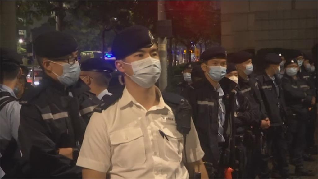 保釋夢碎!香港47人案審訊原15人保釋突決定全員還押