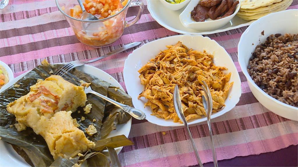 尼加拉瓜料理好滋味 大使李蜜娜親自宣傳