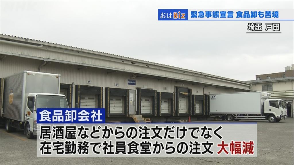 武肺疫情肆虐 減少人員接觸 日本餐飲業推外帶便利櫃