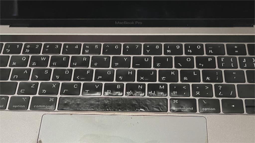 Apple筆電居然冒白煙爆炸 嚇壞果粉