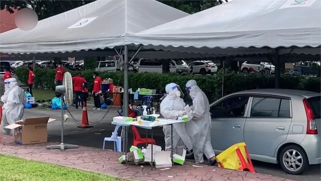 全球/開齋節群聚、變種病毒肆虐 馬來西亞疫情發燒