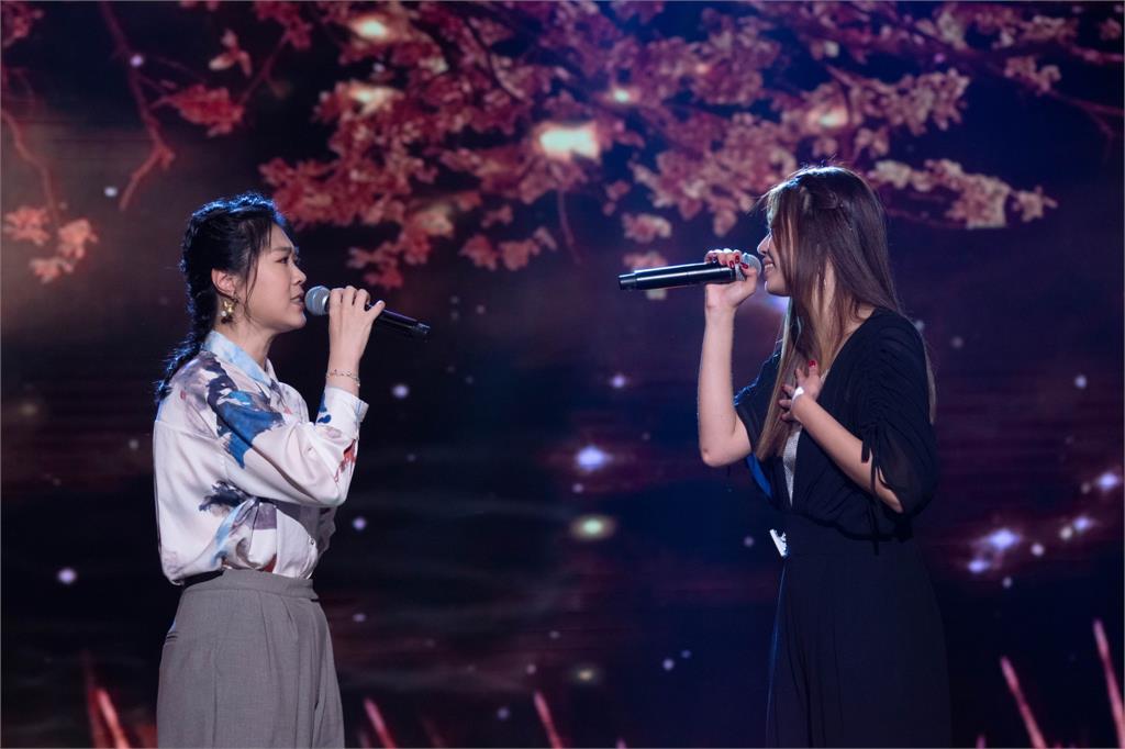 《台灣那麼旺》藝人交流賽金曲歌后曹雅雯與吳俞瑩!動人歌聲讓現場如癡如醉