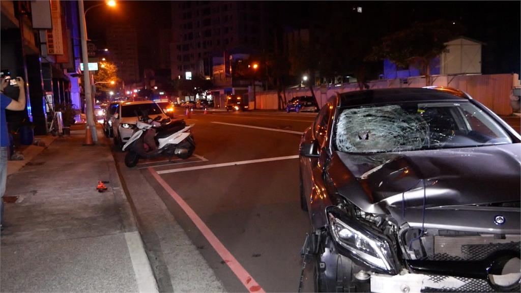 快新聞/台中男酒駕撞死婦人拖行70公尺 死者為名嘴黃暐瀚母親