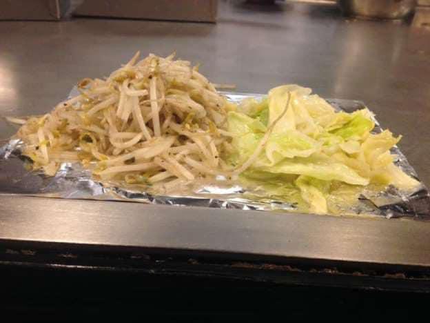 鐵板燒2菜1肉「浪費錢」?