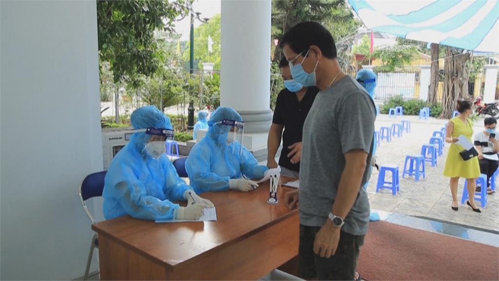 抗疫模範生失守!越南本土病例連2天創新高衝上187例