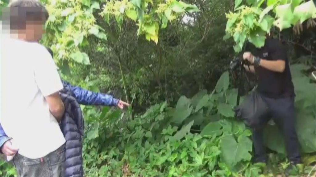 非法改槍竟藏社區草叢 無業男遭逮辯興趣