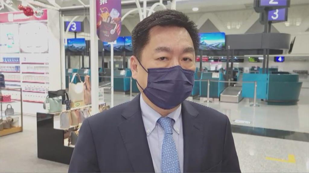 帛琉旅遊泡泡4/1首發團全滿   機場動線最後勘查