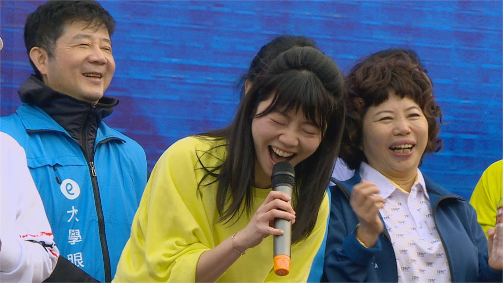 高嘉瑜自告奮勇PK「聲樂局長」陳嘉昌!同台尬唱「煎熬」 不知是享受還是煎熬?