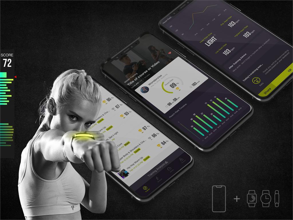 外媒盛讚媲美 Apple Fitness+!Wondercise 憑健身科技享譽國際