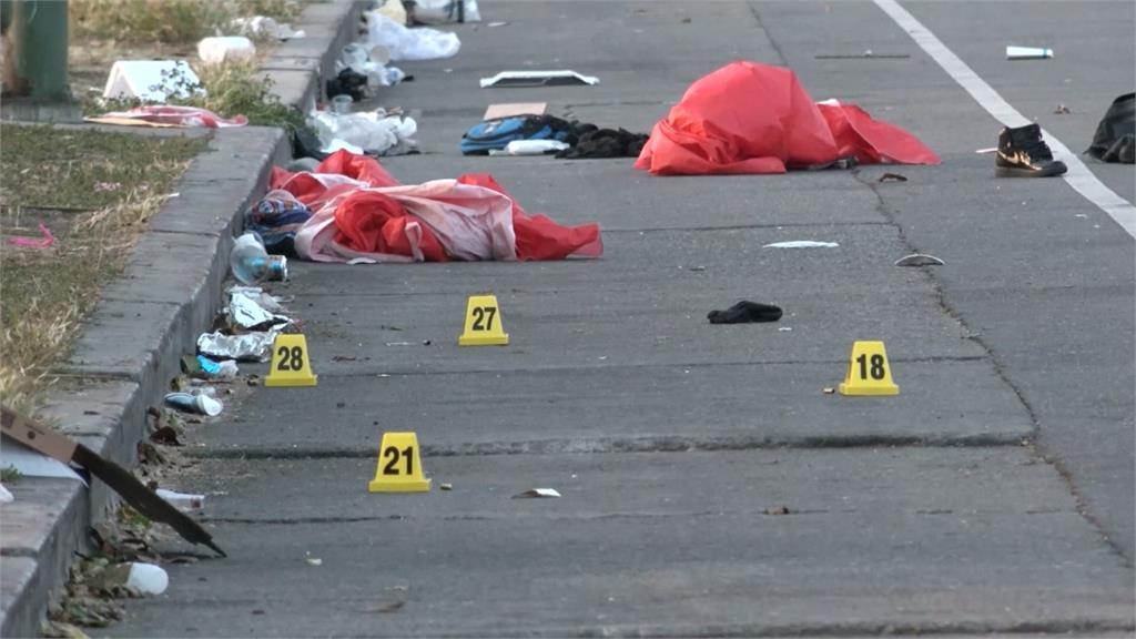 美國父親節周末槍聲四起 至少30人死亡