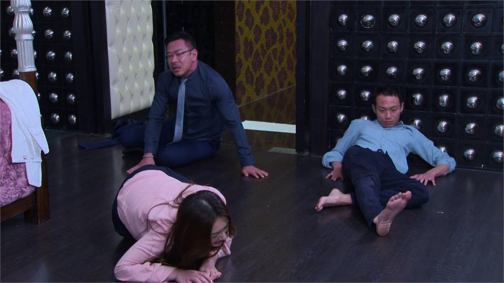 李又汝下跪求饒衝出6.87收視新亮點 江俊翰拍戲太激動送急診