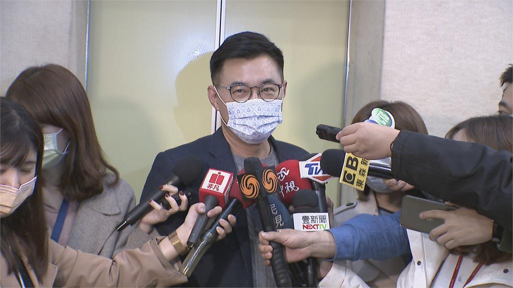 連勝文鬆口選黨主席  「專任黨主席說」衝著江啟臣?