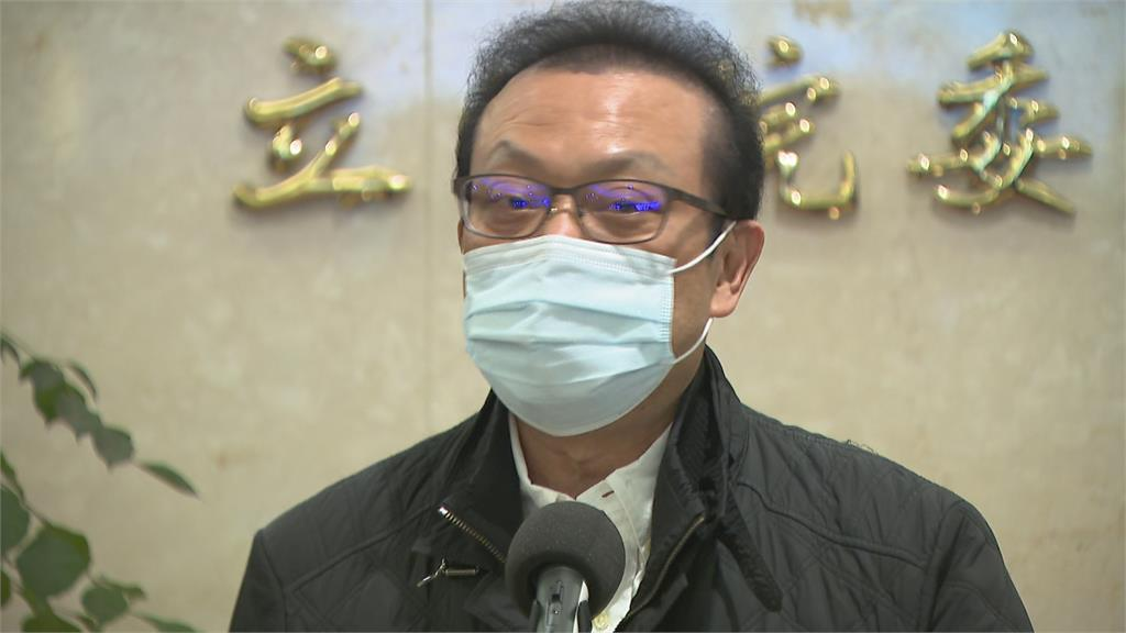 「清白如大武山堅定」蘇震清宣布退出民進黨