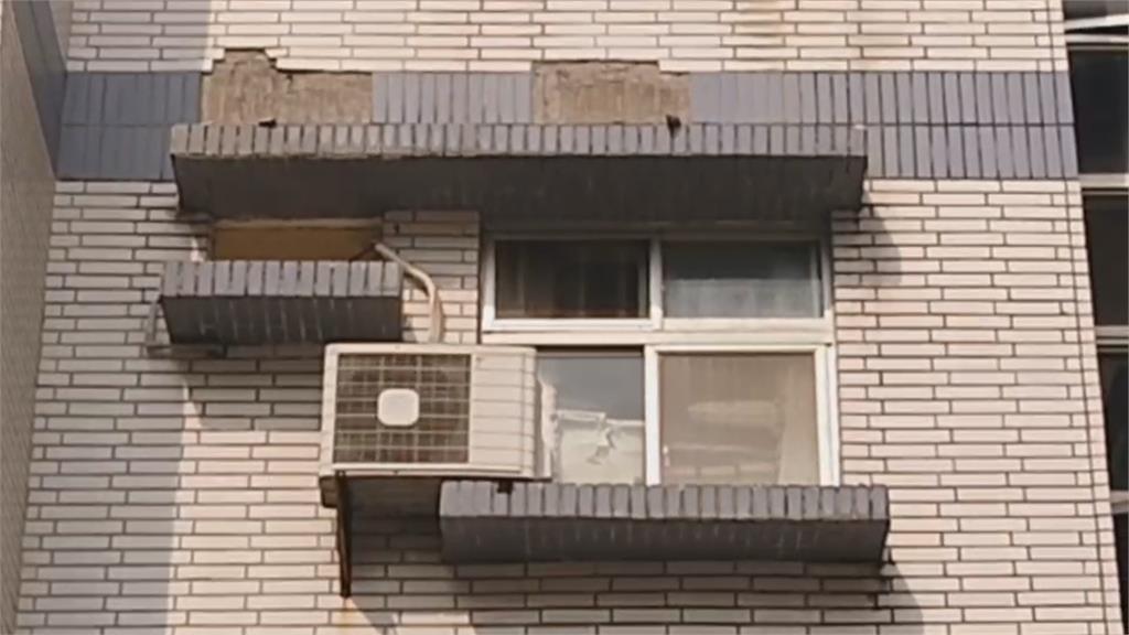 台南安平二期國宅 竟是海砂屋!  都更重建自付額上百萬  計劃停擺