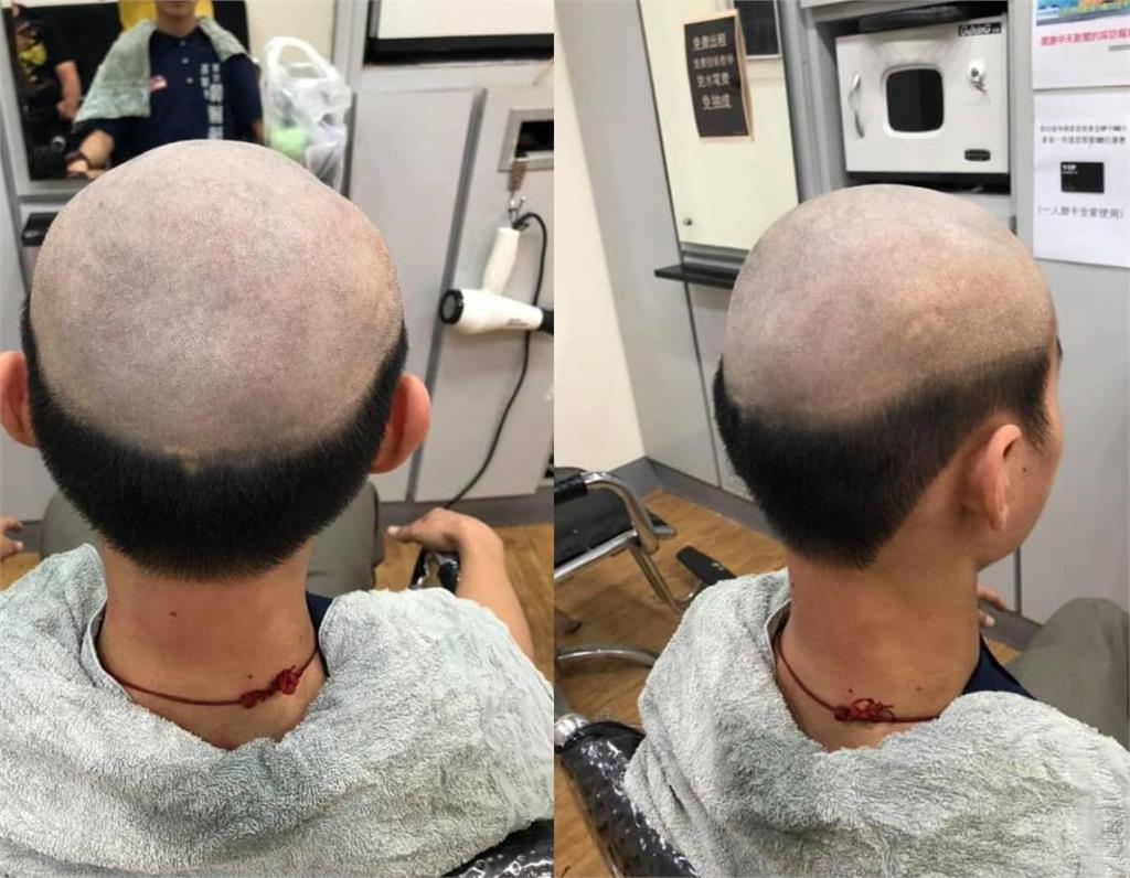媽求理「不敢出門」髮型 造型師完美達成!網友:老木真狠