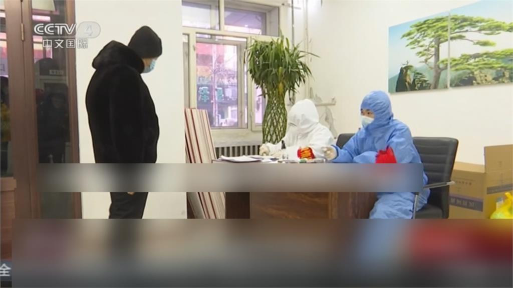全中國新增百例確診 北京新增3起本土病例