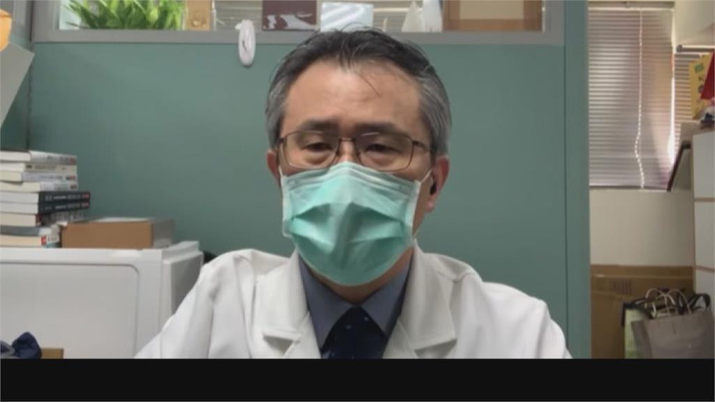 台北市兩名醫護 打完疫苗仍先後發病確診