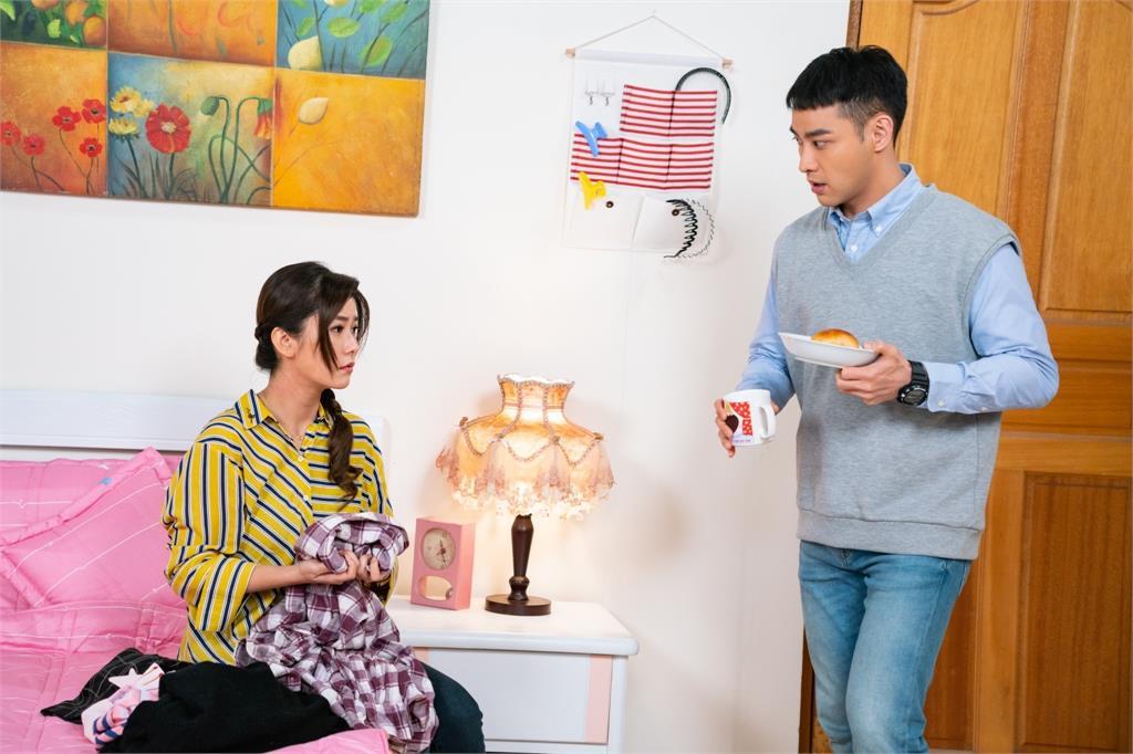 《新兵日記》後葉家妤再跟潘柏希合作 讚 :有這麼帥的弟弟拍戲很有動力!