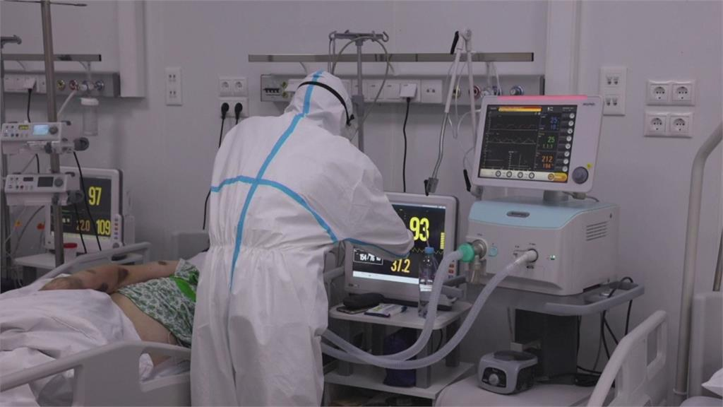 俄羅斯醫師教「太極拳」 助肺炎病患抒解壓力