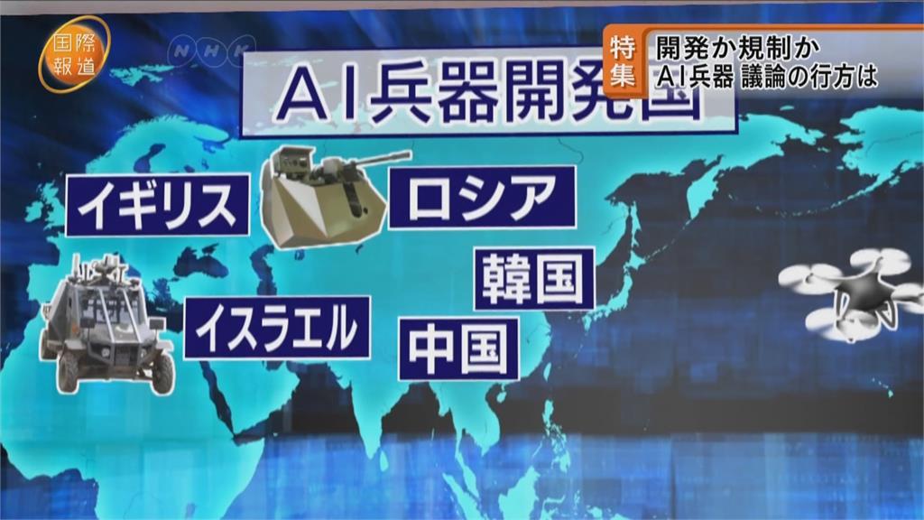 應竭盡所能斬斷中國成全球AI霸主機會!  美AI國安委員會:不要太依賴台灣晶片代工