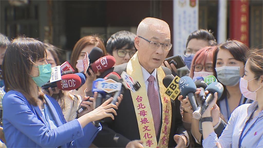 國民黨「朱江合」頻傳 兩人異口同聲「團結最重要」