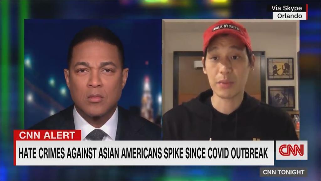 自曝被叫「新冠病毒」 林書豪接受CNN專訪談歧視