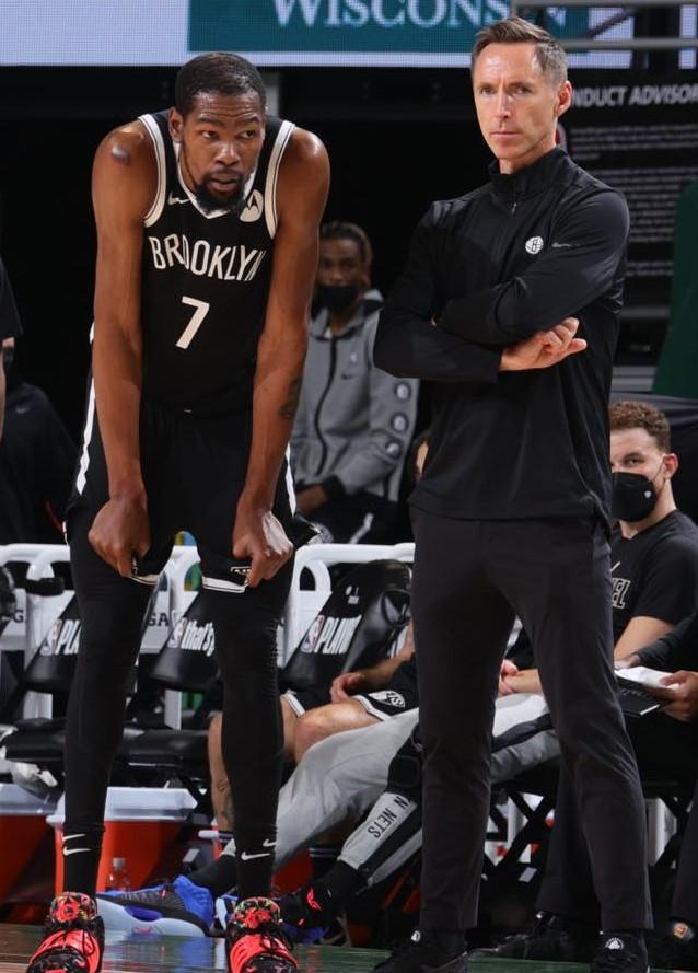 NBA/讓「死神」杜蘭特打滿48分鐘 奈許曝1關鍵:不這樣贏不了!