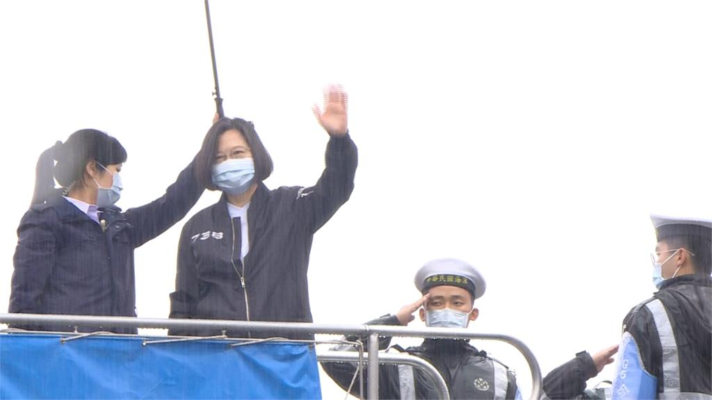 拜登上任頻高呼挺台抗中中國外長王毅嗆:一中紅線不可逾越