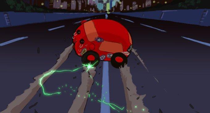 你被「鼠車」征服了嗎?《天竺鼠車車》爆紅 警政署也搶搭熱潮