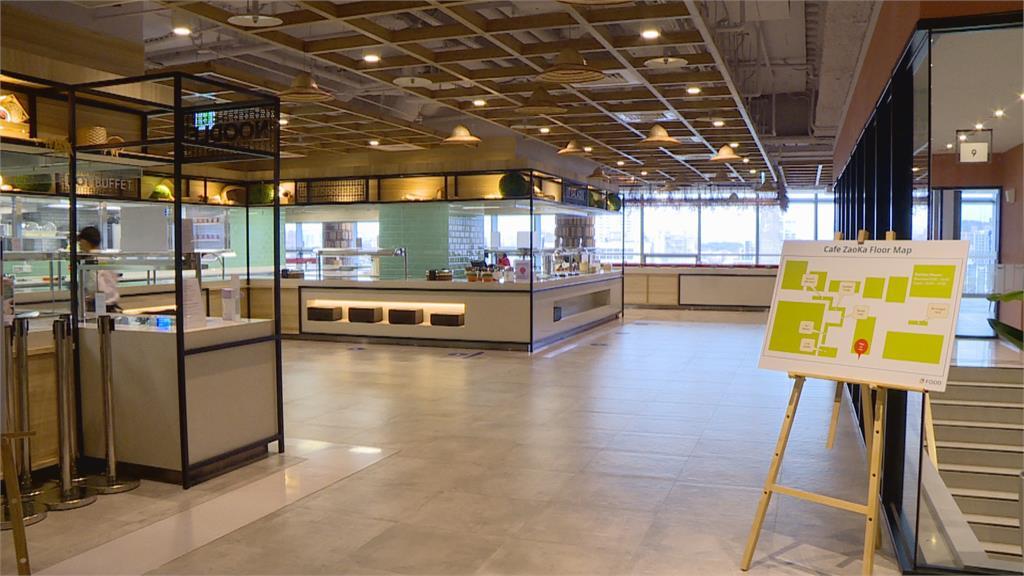 Google台灣新辦公室曝光! 員工餐廳「灶咖」打造成夜市攤位