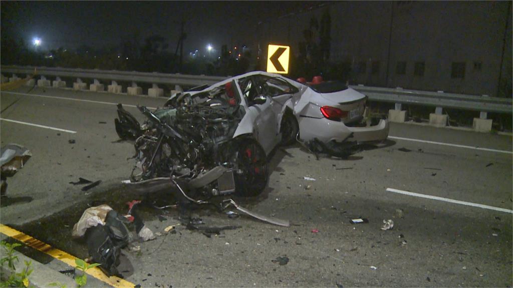 駕駛不是他!  彰化初四2死1傷自撞車禍 唯一生還者才是肇事駕駛