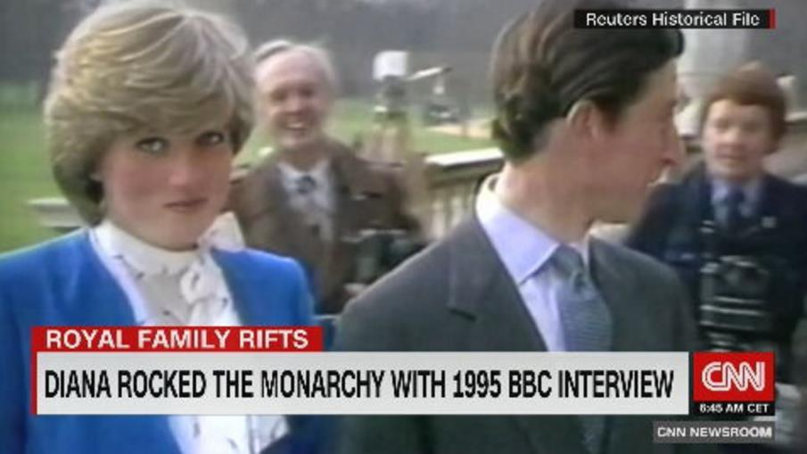哈利母親已故黛安娜王妃 26年前專訪炸翻英國王室