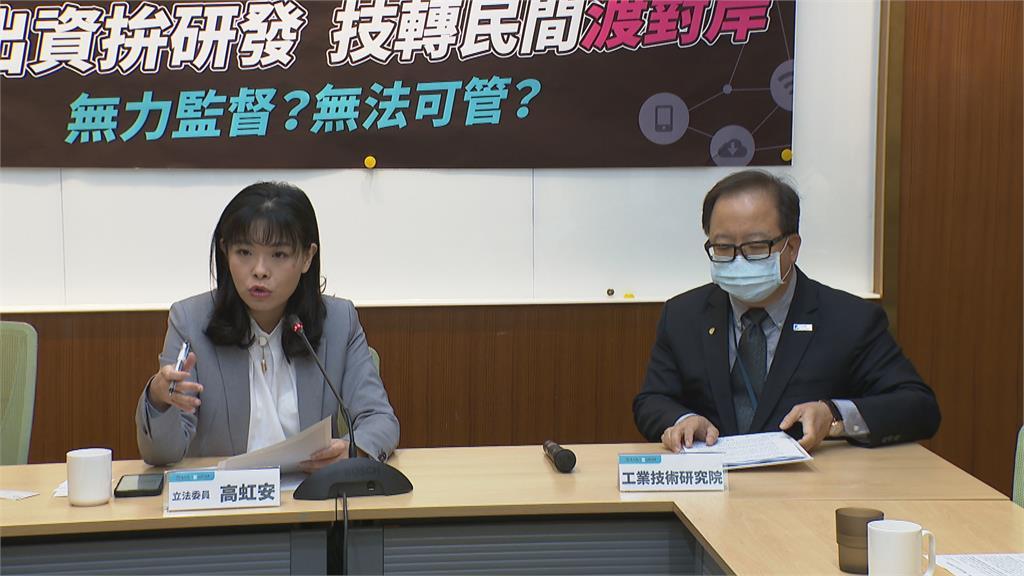 工研院「碳化矽」技術被偷渡至上海整碗捧去!業者另起爐灶成立上海瀚薪