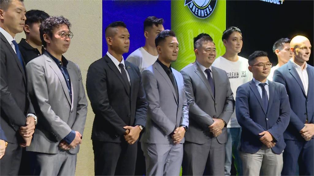 新職籃第二季增隊  陳建州:已收兩隊加盟意向書