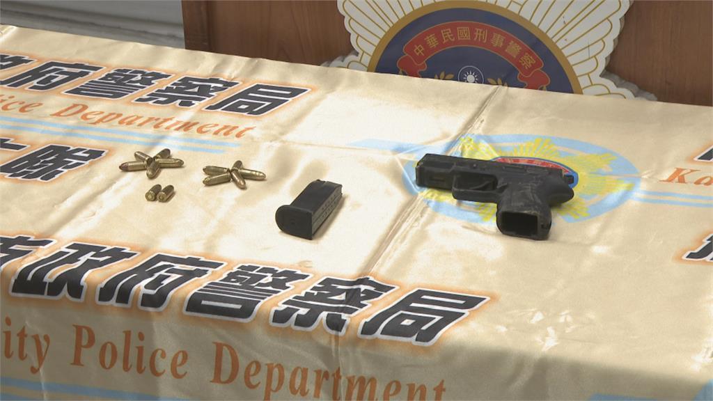台南直播主被擄案 最後涉案嫌犯落網為某角頭小弟 剛交保又擁槍自重收押