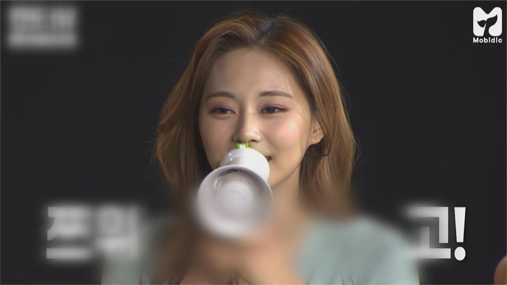 「自信點!妳這麼美」 子瑜聲音小 Jessi遞大聲公特訓