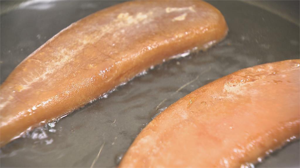 「烏魚子包子」年味十足! 海陸美味一口吃得到