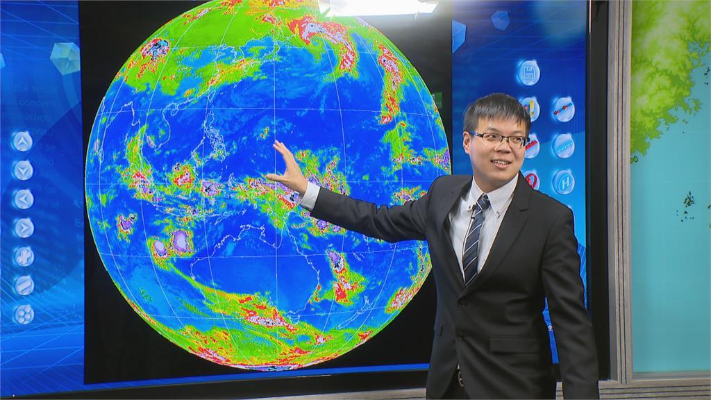 週四午後變天 北部、東北部轉涼有雨