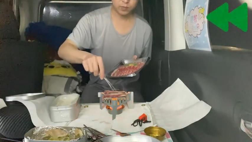 體驗男人的浪漫!日本之旅新形態「車中泊」露營輕鬆上路