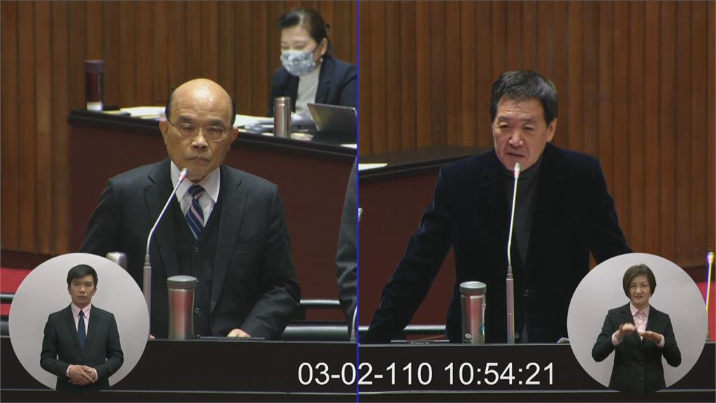 鳳梨案費鴻泰嗆蘇揆  「為何不直接告上WTO?」