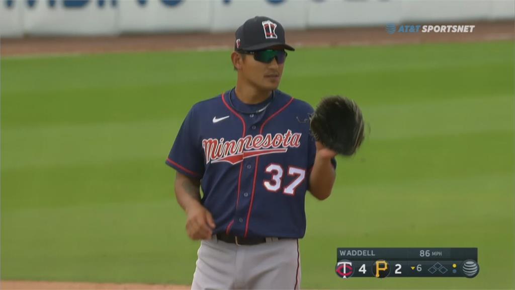 MLB/林子偉敲春訓首轟!  幫自己返大聯盟加分
