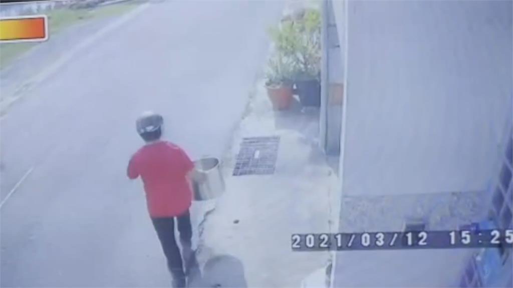知名大腸麵線大鐵鍋遭竊 警2小時內逮人「美食是台南人的命」民眾大讚警:拯救了我的胃
